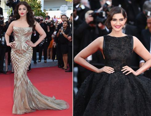 Aishwarya Rai, Sonam Kapoor to grace red carpet at Cannes