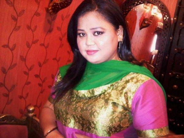 Bharti Singh buys a new Mercedes Benz