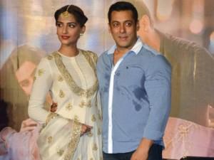 Sonam Kapoor is more beautiful than Aishwarya Rai, says Salman Khan