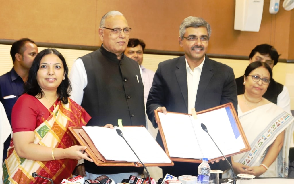 MoU signed between Jharkhand govt. and NICL for the implementation of Ayushman Bharat Scheme in the State