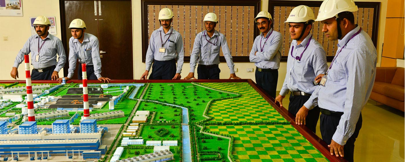 Adani power plant ready to be inaugurated in Godda