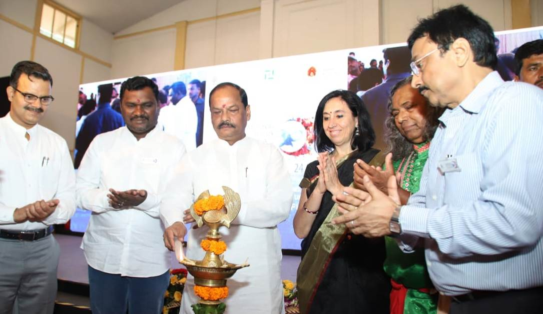 3-day International Water Colour Festival begins at Ranchi