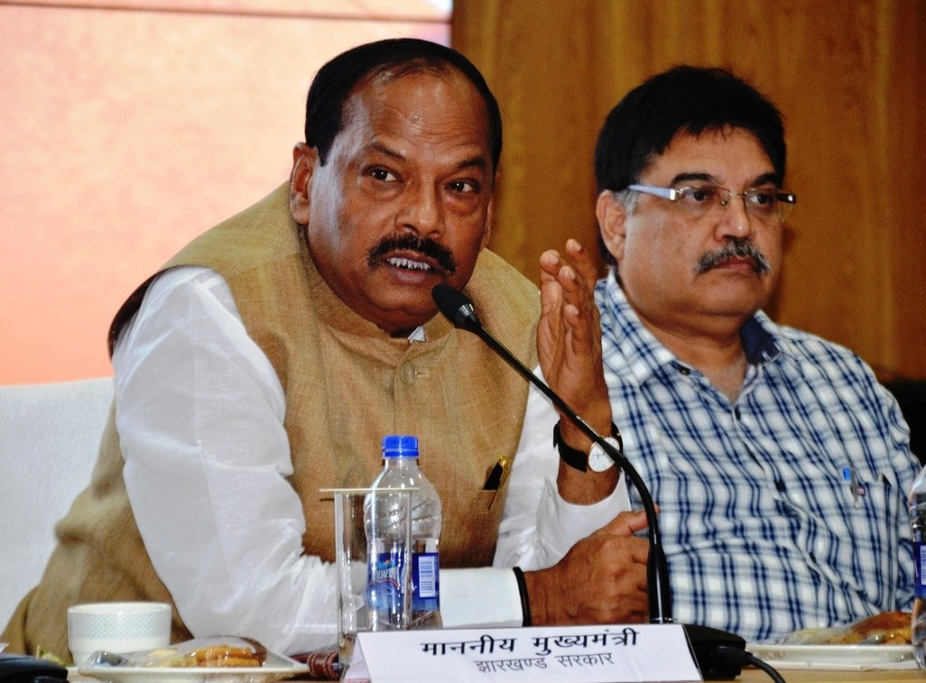 CM Das reviews central government's Infra projects