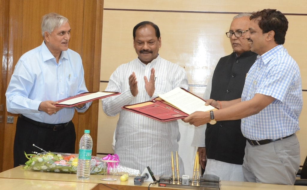 Jharkhand Govt-BIT,Mesra sign MoU for skill development