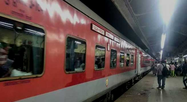 Railways offer Diwali gift to passengers of premium trains