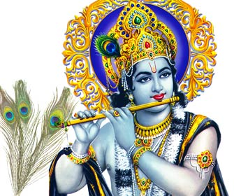 Worship of Jesus Christ and Krishna,raises storm