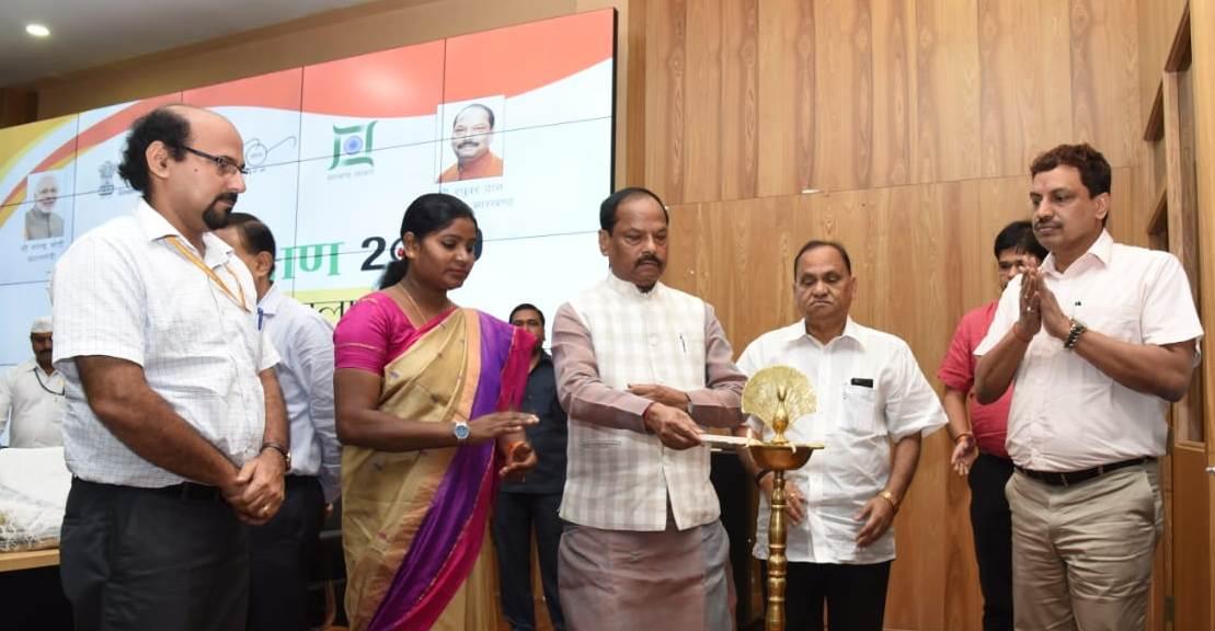 15 सितंबर से 2 अक्टूबर 2018 तक पूरे देश में स्वच्छता ही सेवा है कार्यक्रम - रघुवर दास
