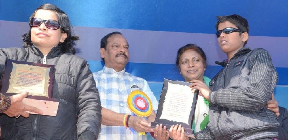 दिव्यांग ट्रस्ट में राज्य सरकार दो करोड़ रुपये देगी- मुख्यमंत्री