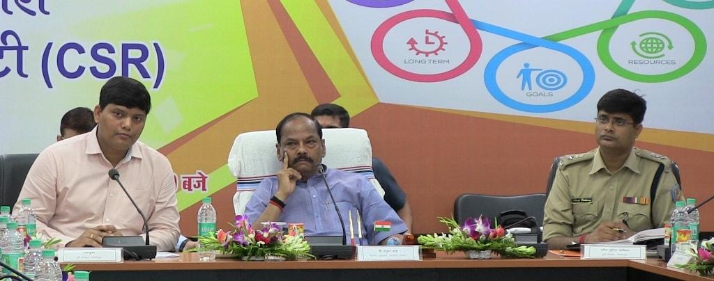 लोगों की सुरक्षा सर्वोपरि है, स्वच्छता तथा साफ और सुरक्षित पेयजल सरकार की प्राथमिकता.- रघुवर दास, मुख्यमंत्री