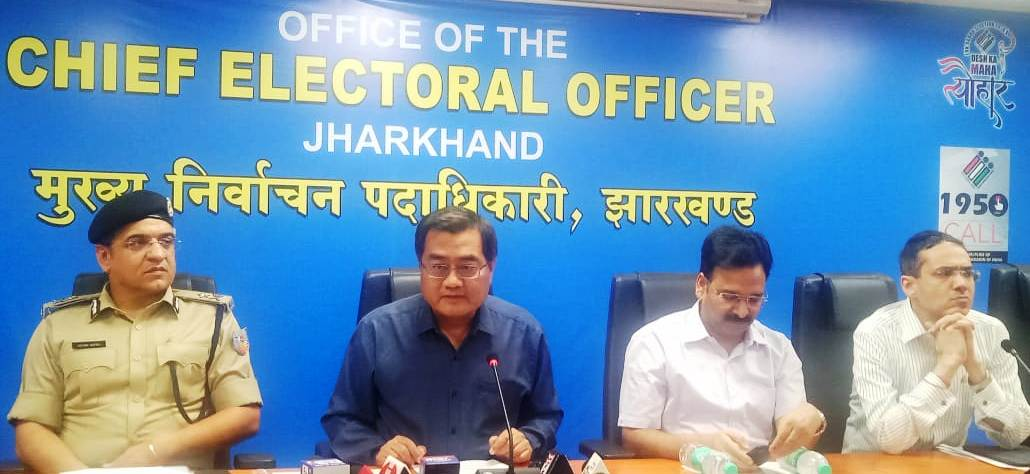 64-23-percent-tentative-voting-in-second-phase-of-elections-in-jharkhand