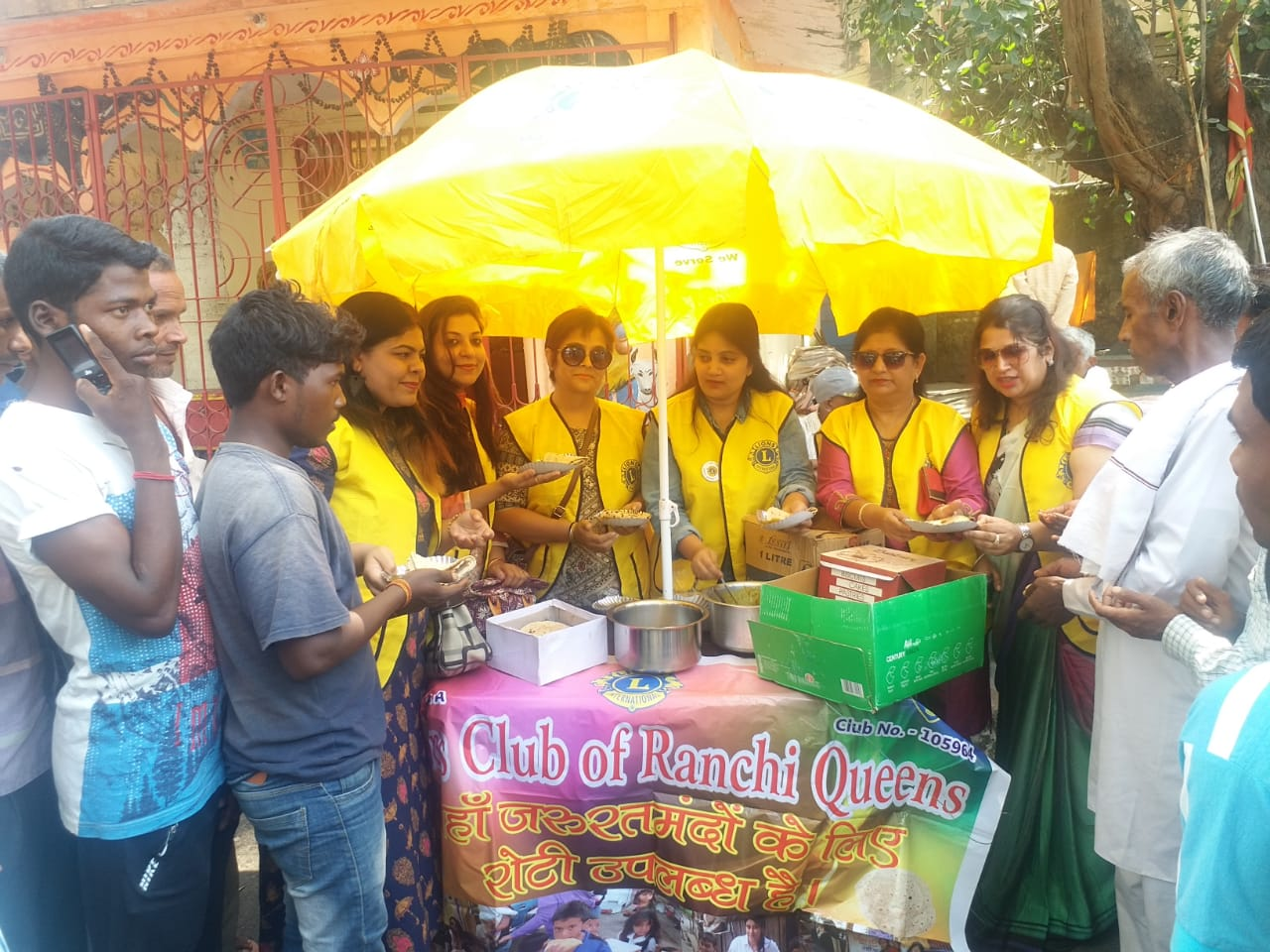 roti-bank-porgramme-by-lions-queen
