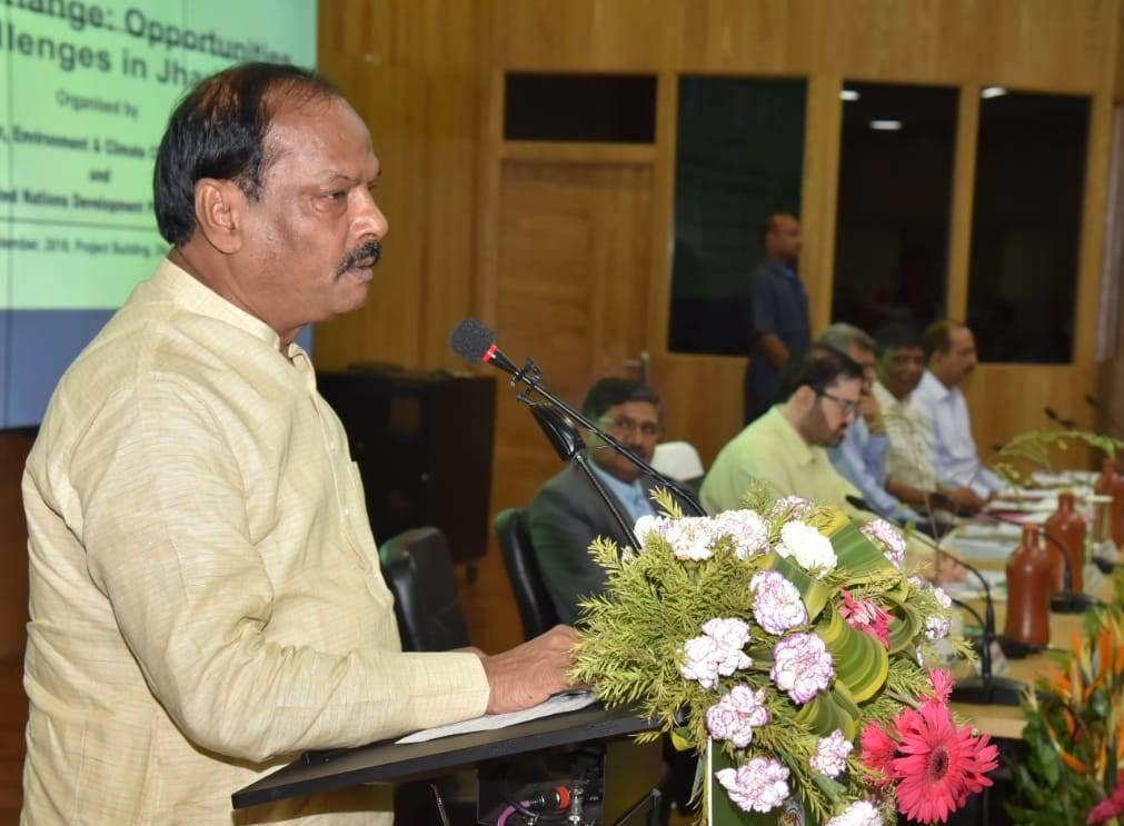 हम पर्यावरण और विकास के बीच सामंजस्य स्थापित कर पर्यावरण अनुकूल विकास पर जोर दे रहे हैं - मुख्यमंत्री