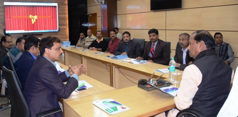 मुख्यमंत्री रघुवर दास ने किया मुख्यमंत्री फेलोशीप योजना के ऑनलाइन सुविधा का उदघाटन