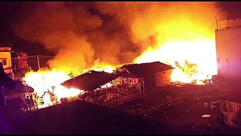 बासुकीनाथ अग्निकांड के पीड़ितों को दी जाएगी सहायता राशि- मुख्यमंत्री