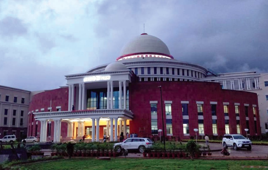 why-jharkhand-vidhan-sabha-building-so-special