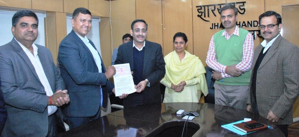 रूट मोबाईल ने झारखंड सरकार के साथ मास्टर सर्विस एग्रिमेंट पर किया हस्ताक्षर