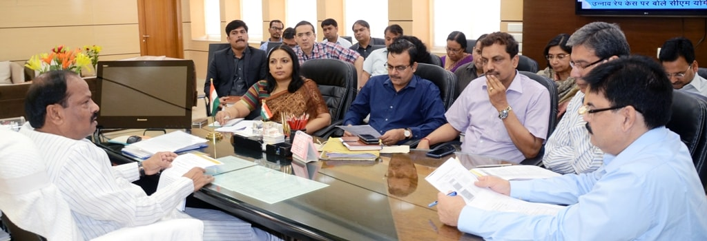 ग्राम स्वराज अभियान की मूल संवेदना है विकासः मुख्यमंत्री