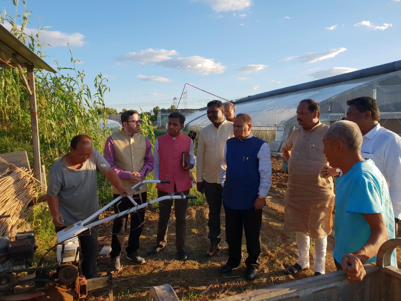 चीन में किसानों की सहकारी समिति के अनुभव का लाभ झारखण्ड में भी होगा - मुख्यमंत्री