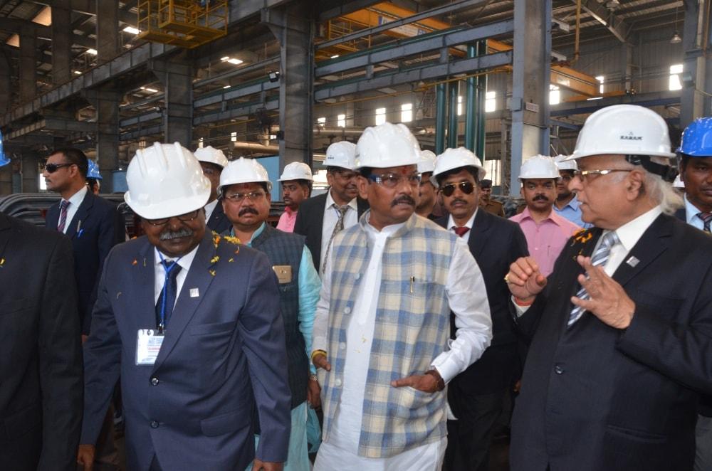 2022 तक झारखंड विकसित राज्य की श्रेणी में अव्वल होगा - मुख्यमंत्री