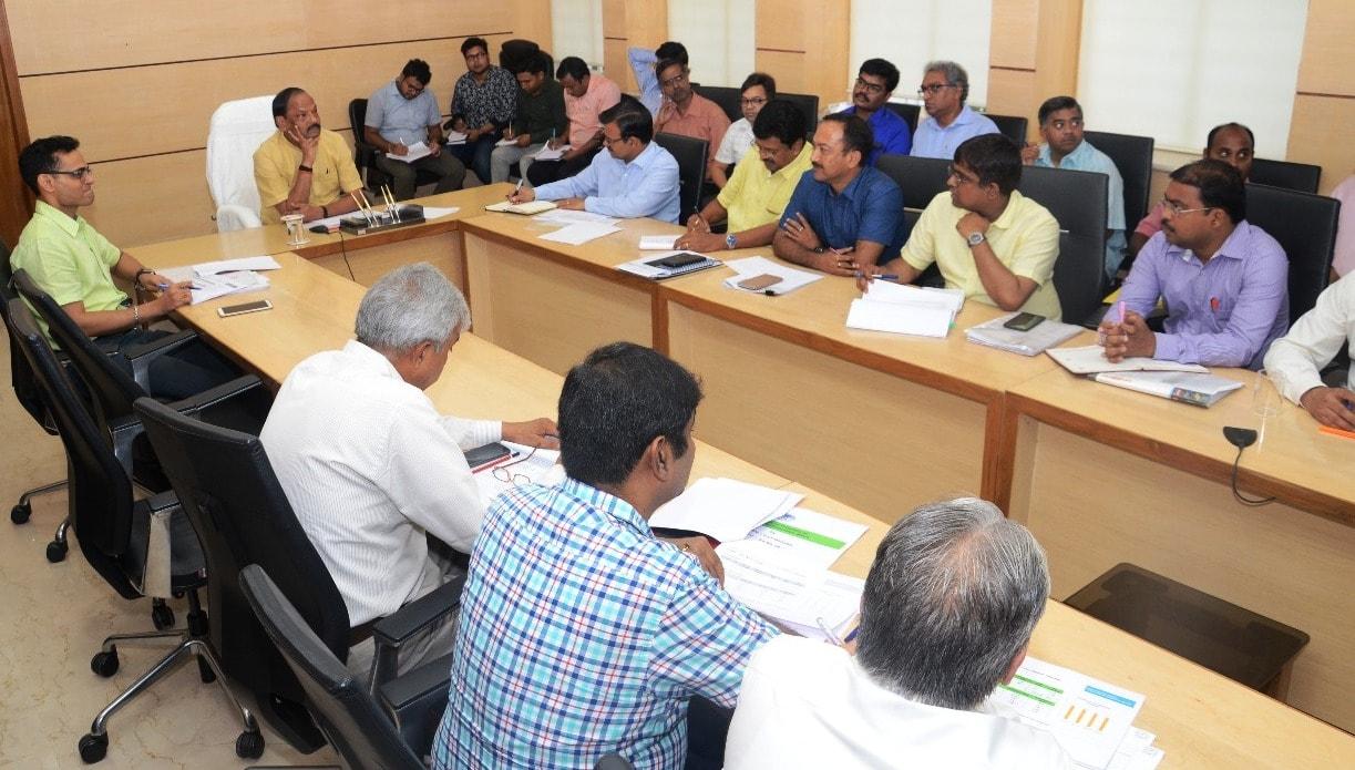 झारखंड के घर-घर में समयबद्ध तरीके से बिजली पहुंचाने के लिए सरकार कृतसंकल्प है  - मुख्यमंत्री