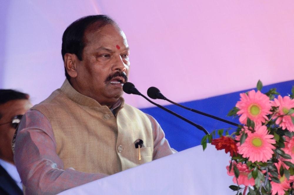 वन विकास-जन विकास हमारी सरकार का मूलमंत्र है - रघुवर दास