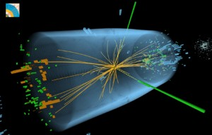 'God Particle' answers 'What gives matter mass'