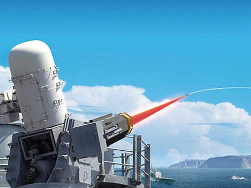 US Navy tests laser weapon that can destroy Drones