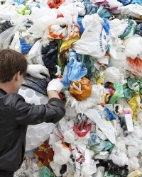 Plastic no worry for Mother Earth as Americans discover its eaters