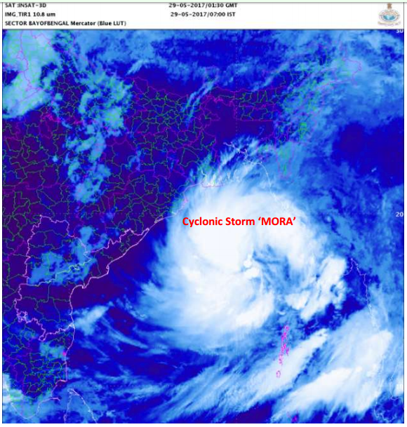 cyclone-mora-out-to-welcome-monsoon-in-eastern-india