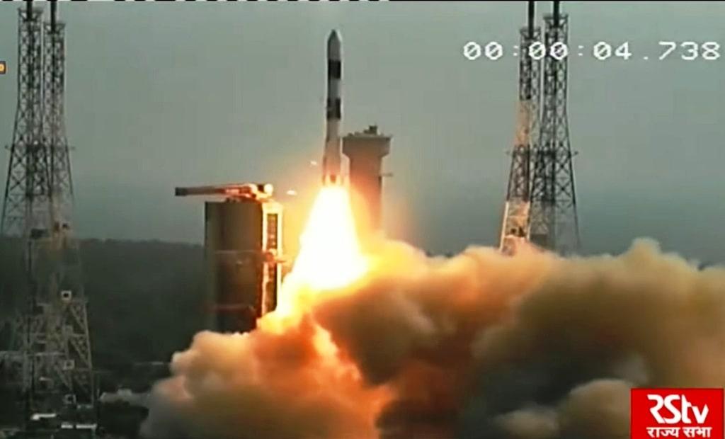 ISRO places enemy radar-spotting satellite successfully into orbit
