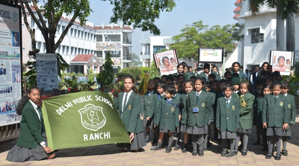 National Integration Week observed at DPS Ranchi