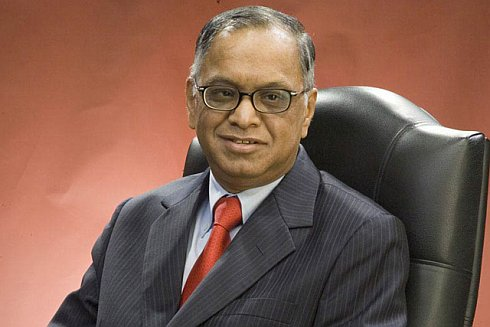 Narayana Murthy speaks on Western Values