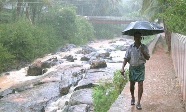 Monsoon likely to hit Ranchi soon