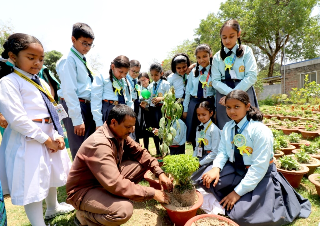SBPS celebrates World Earth Day