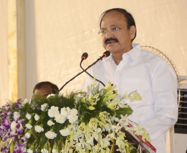 <p>On his first day of Ranchi visit, Vice President of India&nbsp;M Venkaiah Naidu took part in a programme organised on the occasion of World Literacy Day at Prabhat Tara maidan in&#8230;