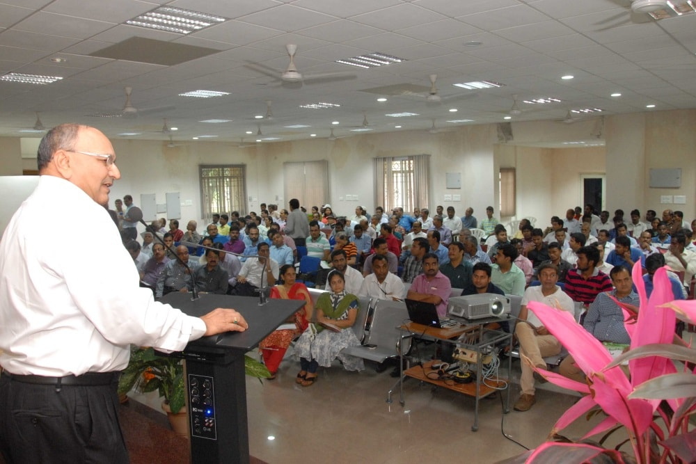 <p>Former Vice Chancellor PDKV, Aloka from Maharastra Dr. V M Mayande delivered &nbsp;the 7th&nbsp;Ms D Norris Memorial lecture on &#39;Role of Farm Engineering in Enhancing Agriculture&#8230;