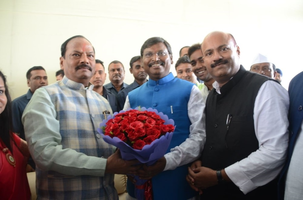 <p>&#39;Bhayia Dooj&#39;&nbsp; a Symbol of Sustainable Love, CM Raghubar Das</p>