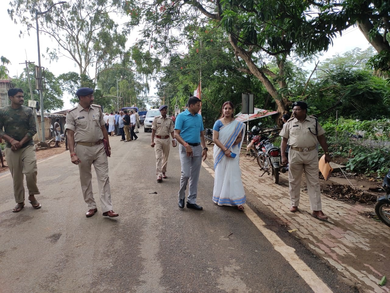 <p>In a highly shameful murder case, the police have registered a case against Shamim Ansari, a resident of Ambera village in Dumka district, on the charge of killing his own mother…