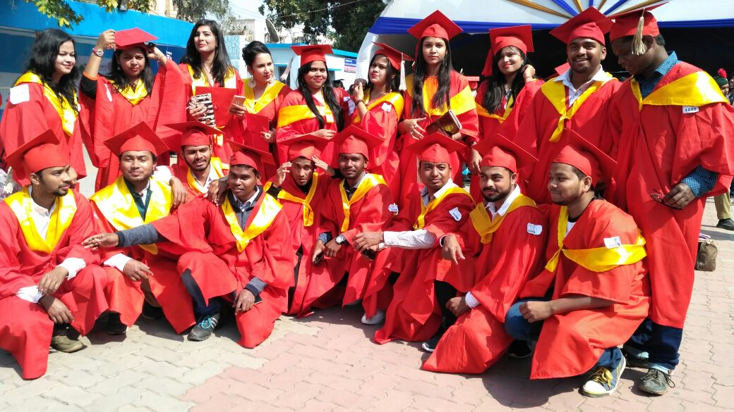 <p>St Xavier College, Ranchi celebrated its 9th 'Graduation Ceremony' with great fanfare on Tuesday.</p>