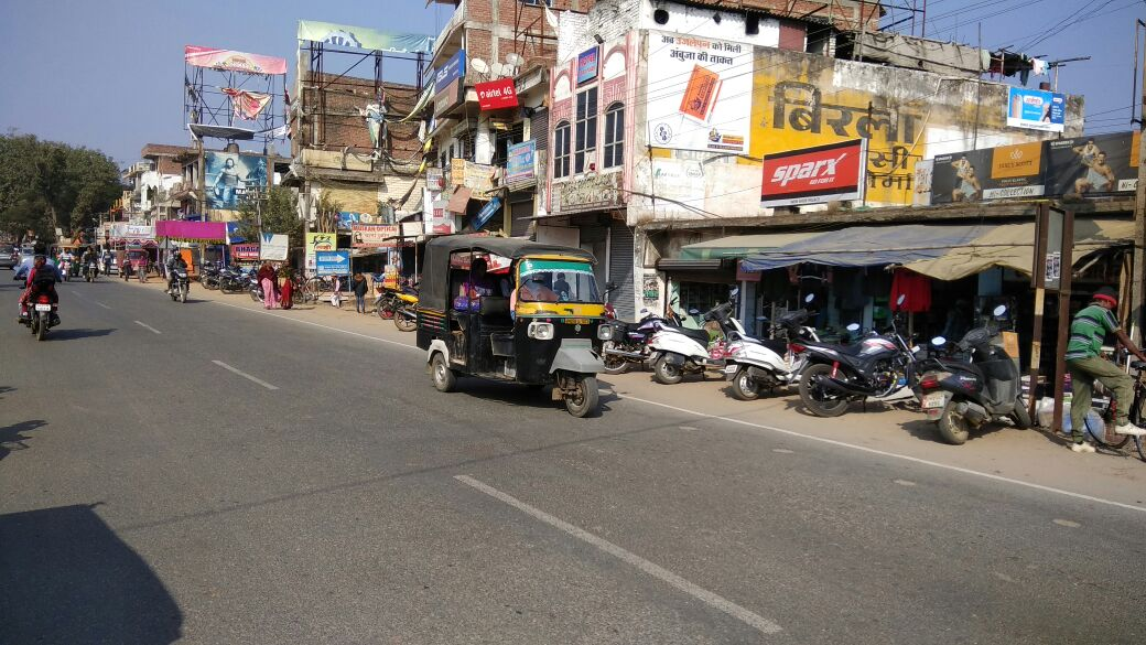 <p>Patrial effect of PLFI Bandh was seen in Khunti District, while most of the shops were open in urban areas</p>
