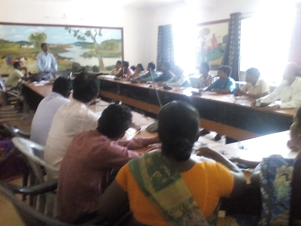 <p>Tribal Social Welfare Society organised a programme in Ranchi.</p>