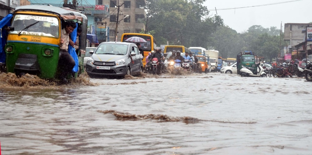 <p>Call it a Drain scam.It shows crores of rupees worth drains,each lacking ways to allow water move forward,had got packed up with water Result?In this rainy season water was overflowing&#8230;