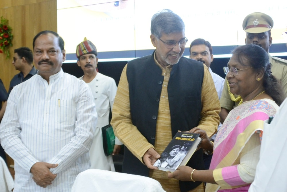 <p>Every citizen should come out in support of issues connected with child-labour,said Governor Draupadi Murmu while Chief Minister Raghubar Das pointed out that the state government&#8230;
