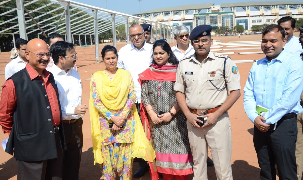 <p>Under the chairmanship of Chief Secretary Rajbala Verma, an organizing committee constituted for&nbsp;Jharkhand State Establishment Day celebrations reviewed the work progress at&#8230;
