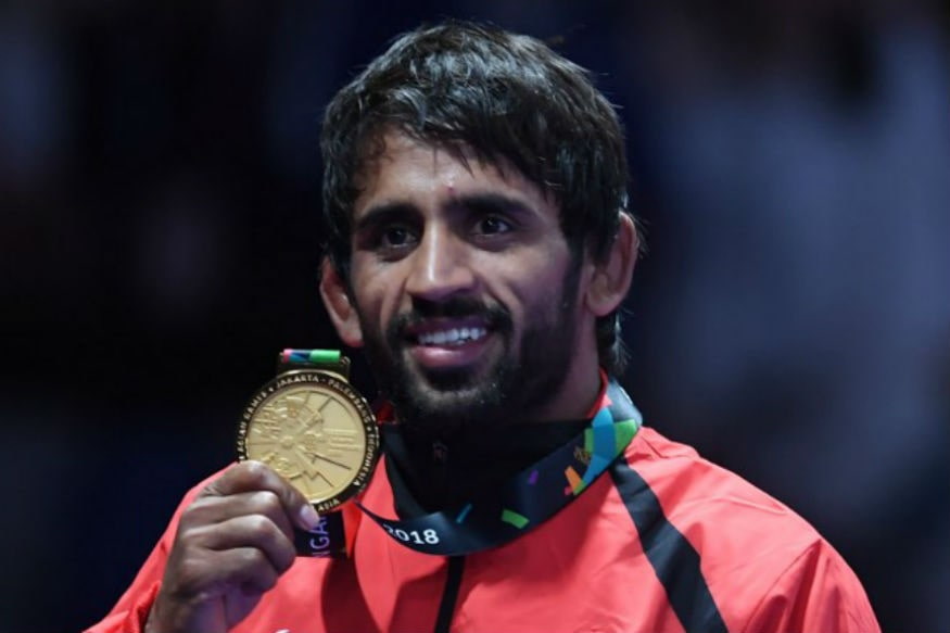 <p>Asian and Commonwealth Games Gold-Medallist wrestler Bajrang Punia was on Friday nominated for the country's highest sporting honour -- the Rajiv Gandhi Khel Ratna award. His…