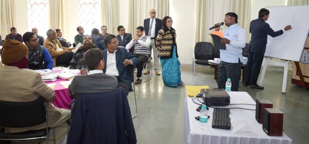<p>Capacity Building Program comes to an end at DPS Ranchi. The two day Workshop on Capacity Building Programme on Mathematics conducted by CBSE; Centre of Excellence Kolkata at Delhi&#8230;