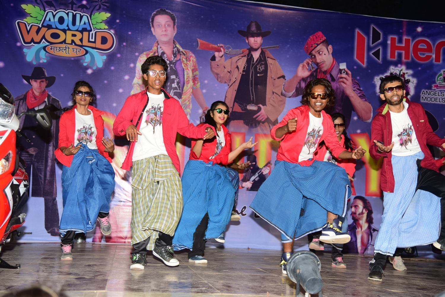 <p>Aqua World organised 'Hero Summer Carnival' in Ranchi.</p>