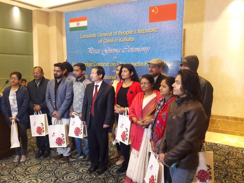 <p>The Consulate General of People&#39;s Republic of China held the Knowledge Contest on China-India Friendship and the 19th National Congress of CPC (Communist Party of China) from&#8230;