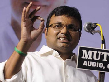 <p>The Supreme Court has allowed former Finance Minister P Chidambaram's son Karti Chidambaram to travel abroad after depositing Rs 10 crore with its registry but asked him to…