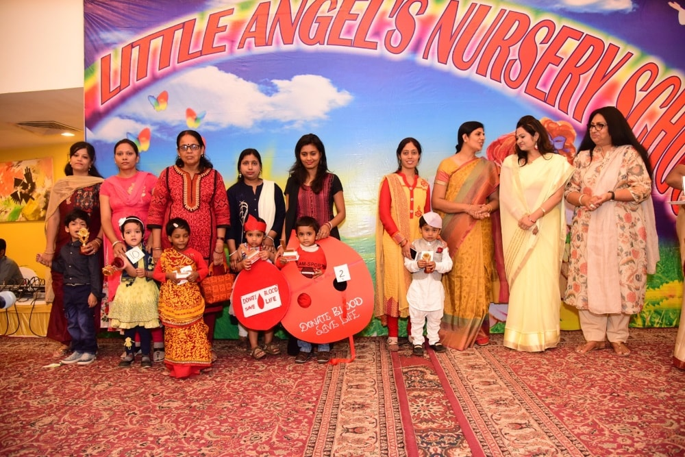<p>City based Little Angels Nursery School school organized annual function quiz, competition fancy dress competition and dance competition on Thursday at Capitol Hill.Around…